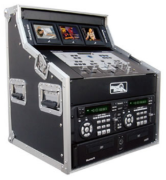 Outdoor Drive-In Control Unit